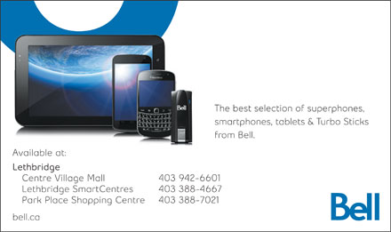 Bell (1-888-466-2453) - Display Ad