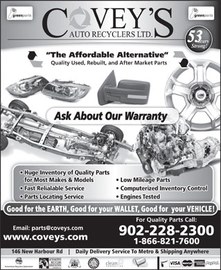 Auto parts recyclers near me